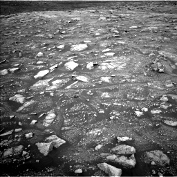 Nasa's Mars rover Curiosity acquired this image using its Left Navigation Camera on Sol 3005, at drive 444, site number 85