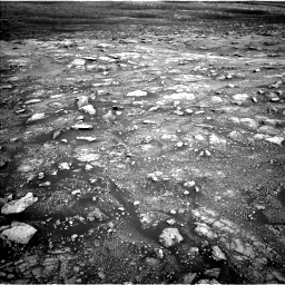 Nasa's Mars rover Curiosity acquired this image using its Left Navigation Camera on Sol 3005, at drive 462, site number 85