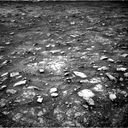 Nasa's Mars rover Curiosity acquired this image using its Right Navigation Camera on Sol 3005, at drive 18, site number 85