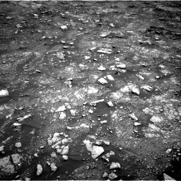 Nasa's Mars rover Curiosity acquired this image using its Right Navigation Camera on Sol 3005, at drive 60, site number 85