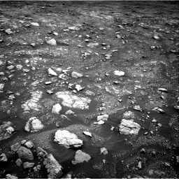 Nasa's Mars rover Curiosity acquired this image using its Right Navigation Camera on Sol 3005, at drive 78, site number 85
