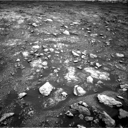 Nasa's Mars rover Curiosity acquired this image using its Right Navigation Camera on Sol 3005, at drive 84, site number 85