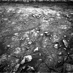 Nasa's Mars rover Curiosity acquired this image using its Right Navigation Camera on Sol 3005, at drive 108, site number 85