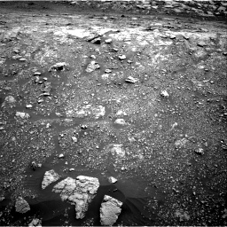 Nasa's Mars rover Curiosity acquired this image using its Right Navigation Camera on Sol 3005, at drive 144, site number 85