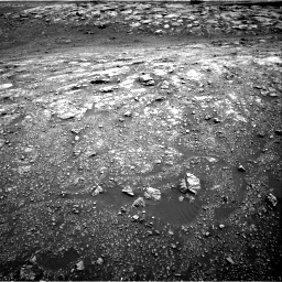 Nasa's Mars rover Curiosity acquired this image using its Right Navigation Camera on Sol 3005, at drive 168, site number 85