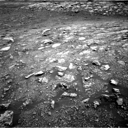 Nasa's Mars rover Curiosity acquired this image using its Right Navigation Camera on Sol 3005, at drive 186, site number 85