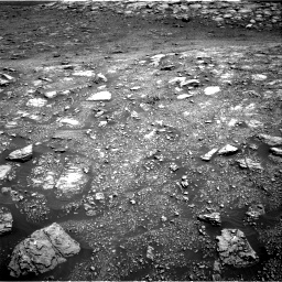 Nasa's Mars rover Curiosity acquired this image using its Right Navigation Camera on Sol 3005, at drive 198, site number 85