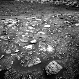 Nasa's Mars rover Curiosity acquired this image using its Right Navigation Camera on Sol 3005, at drive 204, site number 85
