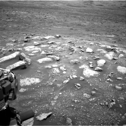 Nasa's Mars rover Curiosity acquired this image using its Right Navigation Camera on Sol 3005, at drive 222, site number 85