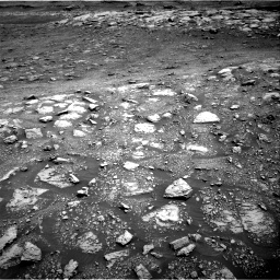 Nasa's Mars rover Curiosity acquired this image using its Right Navigation Camera on Sol 3005, at drive 228, site number 85