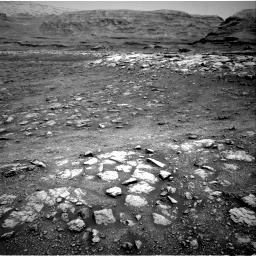 Nasa's Mars rover Curiosity acquired this image using its Right Navigation Camera on Sol 3005, at drive 240, site number 85