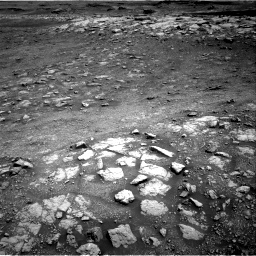 Nasa's Mars rover Curiosity acquired this image using its Right Navigation Camera on Sol 3005, at drive 246, site number 85