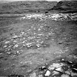 Nasa's Mars rover Curiosity acquired this image using its Right Navigation Camera on Sol 3005, at drive 264, site number 85