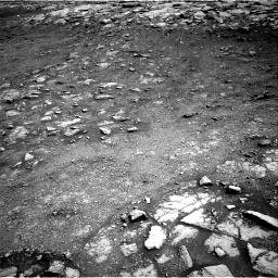 Nasa's Mars rover Curiosity acquired this image using its Right Navigation Camera on Sol 3005, at drive 270, site number 85