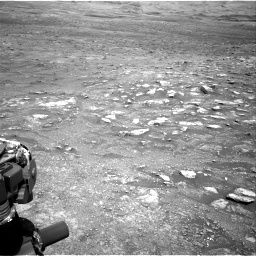 Nasa's Mars rover Curiosity acquired this image using its Right Navigation Camera on Sol 3005, at drive 276, site number 85