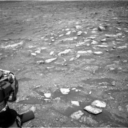 Nasa's Mars rover Curiosity acquired this image using its Right Navigation Camera on Sol 3005, at drive 288, site number 85