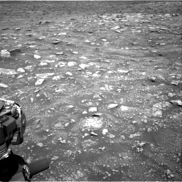 Nasa's Mars rover Curiosity acquired this image using its Right Navigation Camera on Sol 3005, at drive 312, site number 85