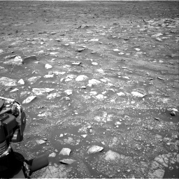 Nasa's Mars rover Curiosity acquired this image using its Right Navigation Camera on Sol 3005, at drive 318, site number 85