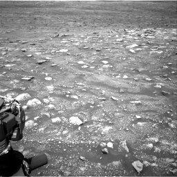 Nasa's Mars rover Curiosity acquired this image using its Right Navigation Camera on Sol 3005, at drive 324, site number 85