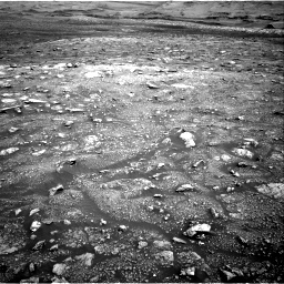 Nasa's Mars rover Curiosity acquired this image using its Right Navigation Camera on Sol 3005, at drive 330, site number 85