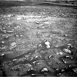 Nasa's Mars rover Curiosity acquired this image using its Right Navigation Camera on Sol 3005, at drive 336, site number 85