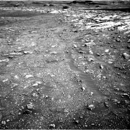 Nasa's Mars rover Curiosity acquired this image using its Right Navigation Camera on Sol 3005, at drive 354, site number 85