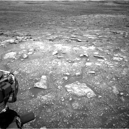 Nasa's Mars rover Curiosity acquired this image using its Right Navigation Camera on Sol 3005, at drive 360, site number 85
