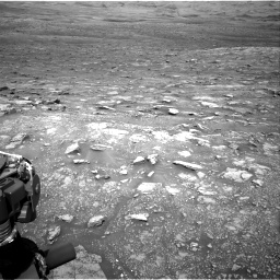 Nasa's Mars rover Curiosity acquired this image using its Right Navigation Camera on Sol 3005, at drive 366, site number 85