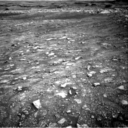 Nasa's Mars rover Curiosity acquired this image using its Right Navigation Camera on Sol 3005, at drive 372, site number 85
