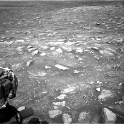 Nasa's Mars rover Curiosity acquired this image using its Right Navigation Camera on Sol 3005, at drive 408, site number 85
