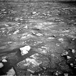 Nasa's Mars rover Curiosity acquired this image using its Right Navigation Camera on Sol 3005, at drive 414, site number 85