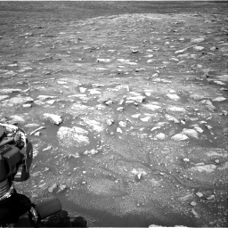 Nasa's Mars rover Curiosity acquired this image using its Right Navigation Camera on Sol 3005, at drive 420, site number 85