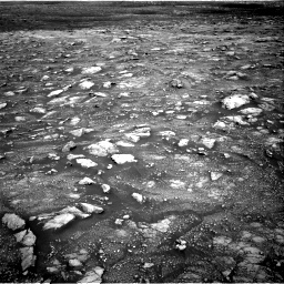 Nasa's Mars rover Curiosity acquired this image using its Right Navigation Camera on Sol 3005, at drive 432, site number 85