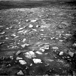 Nasa's Mars rover Curiosity acquired this image using its Right Navigation Camera on Sol 3005, at drive 438, site number 85