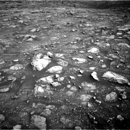 Nasa's Mars rover Curiosity acquired this image using its Right Navigation Camera on Sol 3005, at drive 444, site number 85