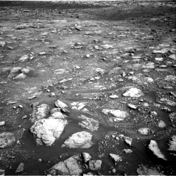Nasa's Mars rover Curiosity acquired this image using its Right Navigation Camera on Sol 3005, at drive 450, site number 85
