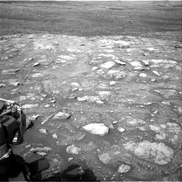 Nasa's Mars rover Curiosity acquired this image using its Right Navigation Camera on Sol 3005, at drive 486, site number 85