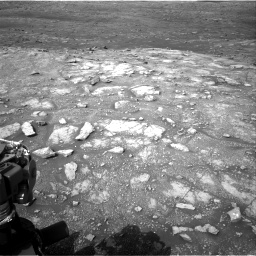 Nasa's Mars rover Curiosity acquired this image using its Right Navigation Camera on Sol 3005, at drive 504, site number 85