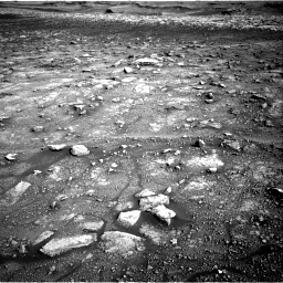 Nasa's Mars rover Curiosity acquired this image using its Right Navigation Camera on Sol 3005, at drive 516, site number 85