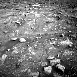 Nasa's Mars rover Curiosity acquired this image using its Right Navigation Camera on Sol 3005, at drive 522, site number 85