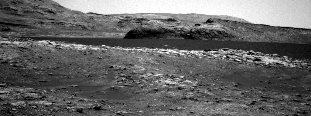 Nasa's Mars rover Curiosity acquired this image using its Right Navigation Camera on Sol 3007, at drive 538, site number 85