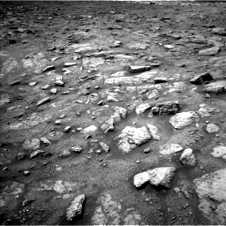 Nasa's Mars rover Curiosity acquired this image using its Left Navigation Camera on Sol 3008, at drive 616, site number 85