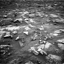 Nasa's Mars rover Curiosity acquired this image using its Left Navigation Camera on Sol 3008, at drive 748, site number 85