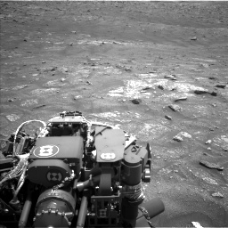 Nasa's Mars rover Curiosity acquired this image using its Left Navigation Camera on Sol 3008, at drive 772, site number 85