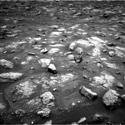 Nasa's Mars rover Curiosity acquired this image using its Left Navigation Camera on Sol 3008, at drive 778, site number 85