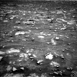 Nasa's Mars rover Curiosity acquired this image using its Left Navigation Camera on Sol 3008, at drive 820, site number 85