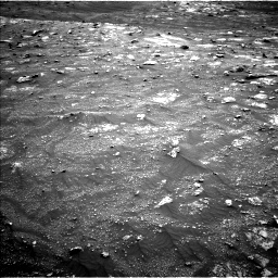 Nasa's Mars rover Curiosity acquired this image using its Left Navigation Camera on Sol 3008, at drive 844, site number 85