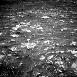 Nasa's Mars rover Curiosity acquired this image using its Left Navigation Camera on Sol 3008, at drive 898, site number 85