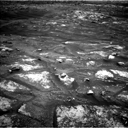 Nasa's Mars rover Curiosity acquired this image using its Left Navigation Camera on Sol 3008, at drive 904, site number 85