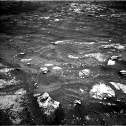 Nasa's Mars rover Curiosity acquired this image using its Left Navigation Camera on Sol 3008, at drive 916, site number 85